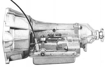 Automatikgetriebe (BW35)