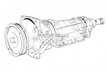 Automatikgetriebe (BW35 / BW55)