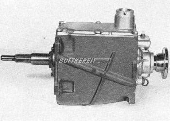 Schaltgetriebe (M40 - M41)