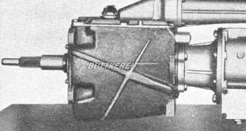 Schaltgetriebe (M41 / M410)