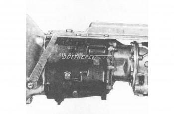 Schaltgetriebe (M400 - M410)