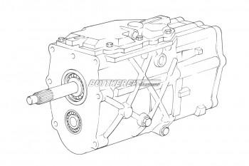 Schaltgetriebe (M45 - M46 / M47)