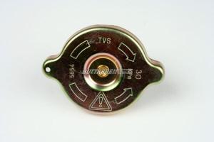 Kühlerdeckel federbelastet / 27 mm