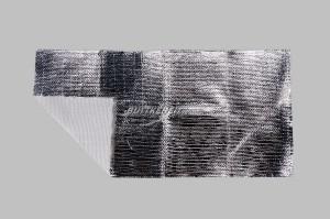 Hitzeschutzmatte Abgaskrümmer / 25 x 50 cm