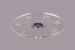 Ziffernscheibe Tachometer 1800 -69 / km/h