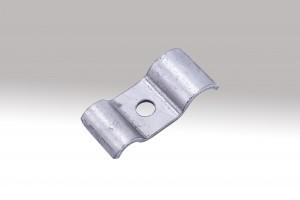 Halteblech Brems- / Benzinleitung 1-Kreis