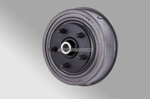 Bremstrommel hinten PV/AZ/1800S / Neuteil