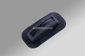 Manschette Handbremshebel schwarz