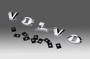 Buchstabensatz silber PV/Duett