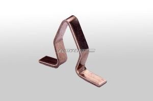 Klammer Lufteinlassgitter AZ  57-66 / Metall