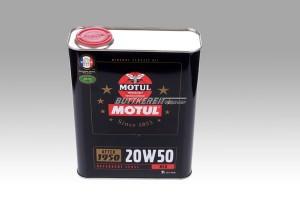 Motoröl 20W50 MOTUL Classic / 2 Liter Blechdose