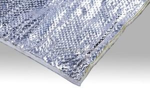 Hitzeschildmatte 80 x 100 Glasfaser selbstklebend