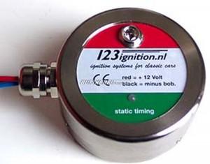 123 ignition Fiat 500/126 / Einsatz  für original Verteiler