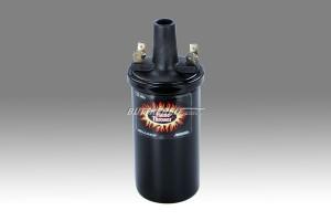 Hochleistungszündspule 40.000 Volt / 1,5 Ohm Epoxy schwarz
