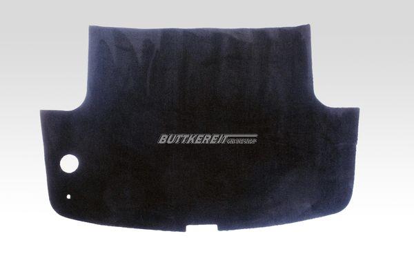 Kofferraumteppich 1800 S schwarz 61-69