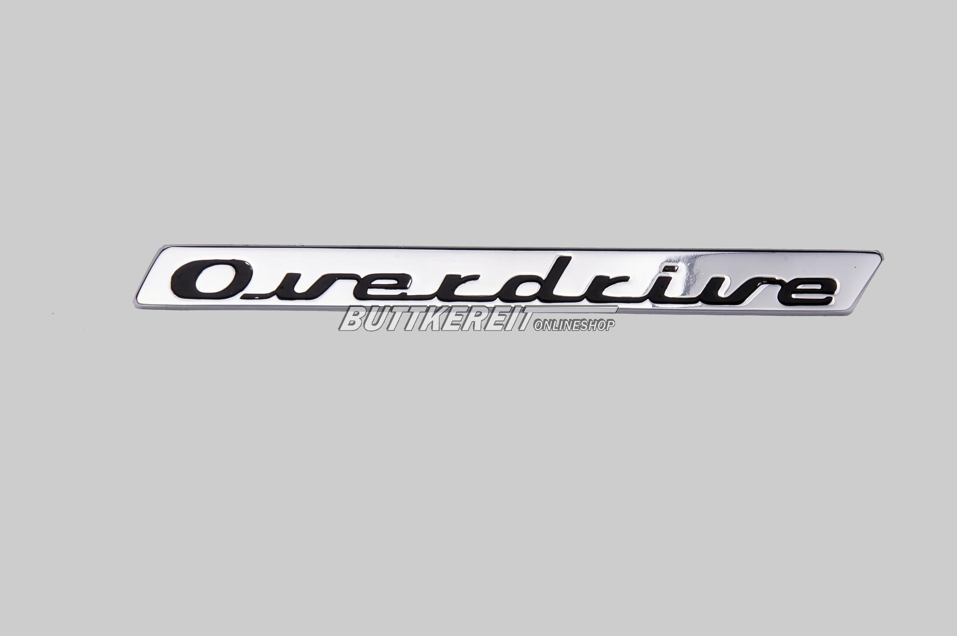 Emblem Overdrive 65-70
