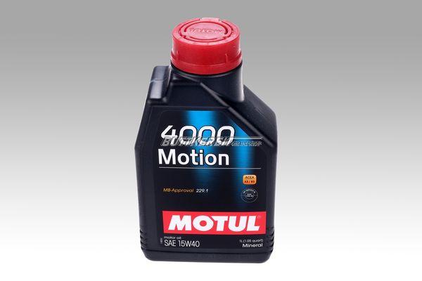 Motoröl 15W-40 MOTUL / 1L
